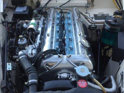 XK 150 SE Engine Rebuild