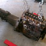 MGB Engine – Crankshaft