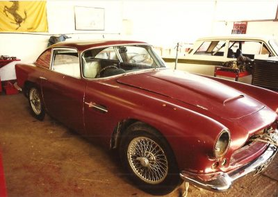 Aston Martin DB4 Restoration