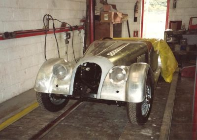 Morgan 4/4 Restoration