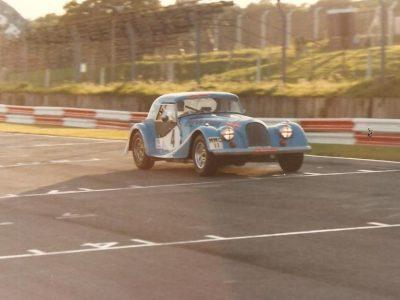 Morgan Sports Car MMC racing