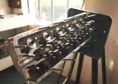 Ferrari 275 Cylinder Head