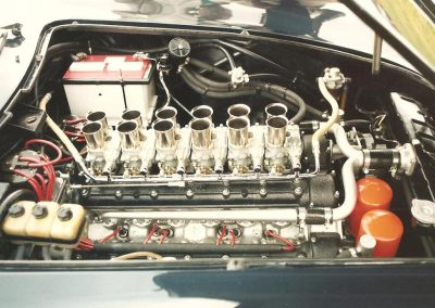 Ferrari V12 6 carb