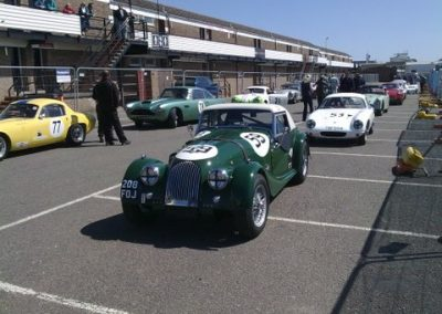 Morgan Plus 4 Supersports