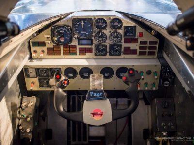 Bloodhound SSC Cockpit