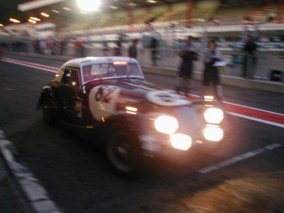 Morgan Historic Racing