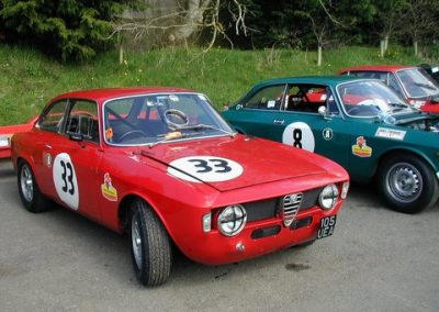 Alfa Romeo 105 Stepfront