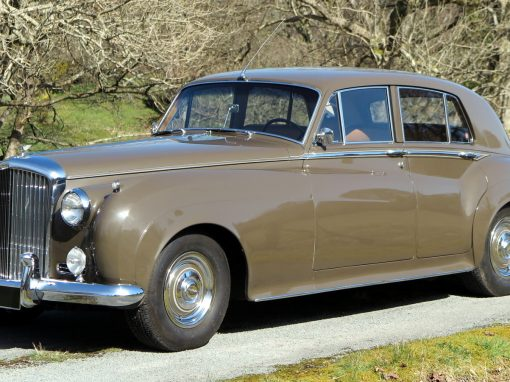 1959 Bentley S1 Sports Saloon – SALE AGREED