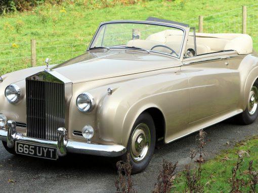Rolls-Royce Silver Cloud II – NOW SOLD