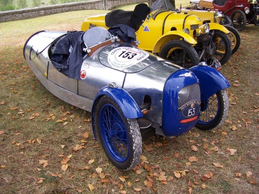 FOR SALE: 1934 JMB 3 Wheeler Special