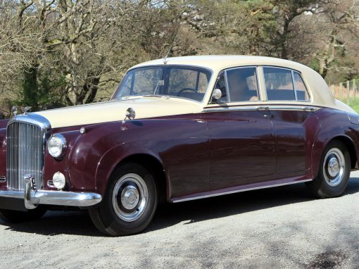 FOR SALE: 1955 Bentley S1 Sports Saloon
