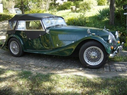 FOR SALE: 1974 Morgan 4/4 – Price Reduced!