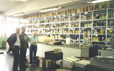 Garage Archive – Pistons in Milan!