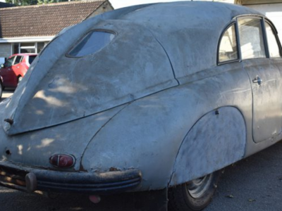 1950 Tatra 600 For Sale Charterhouse Auctions