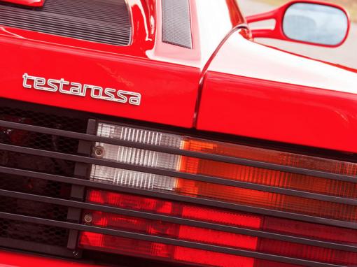 WANTED: LHD Ferrari Testarossa