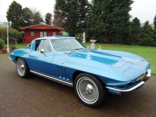 FOR SALE: 1965 Corvette Stingray Coupe