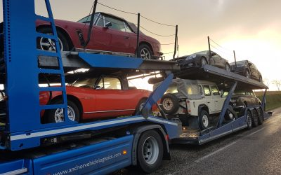 Latest Classic Car Delivery!
