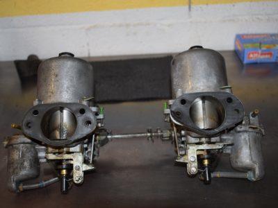 SU Carburettors